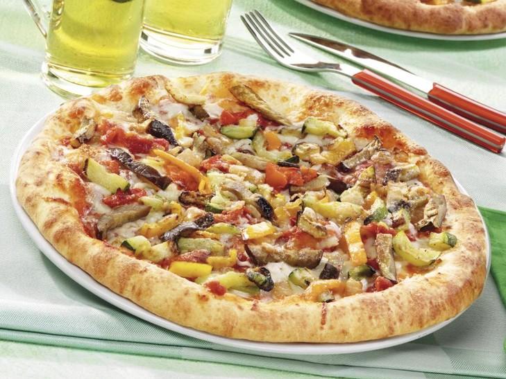 Pizza Suprema alle verdure