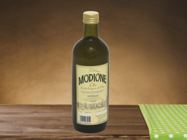 Olio extra vergine d'oliva novello