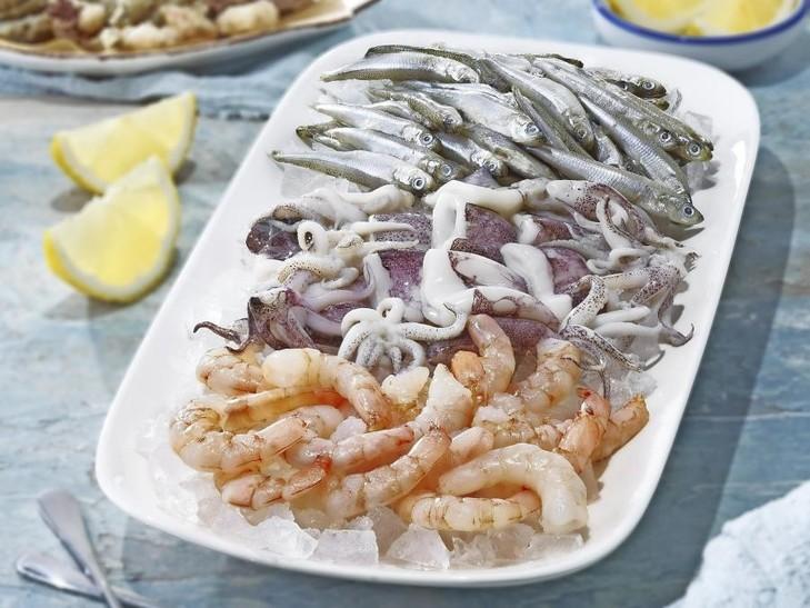 Misto Pesce per Frittura