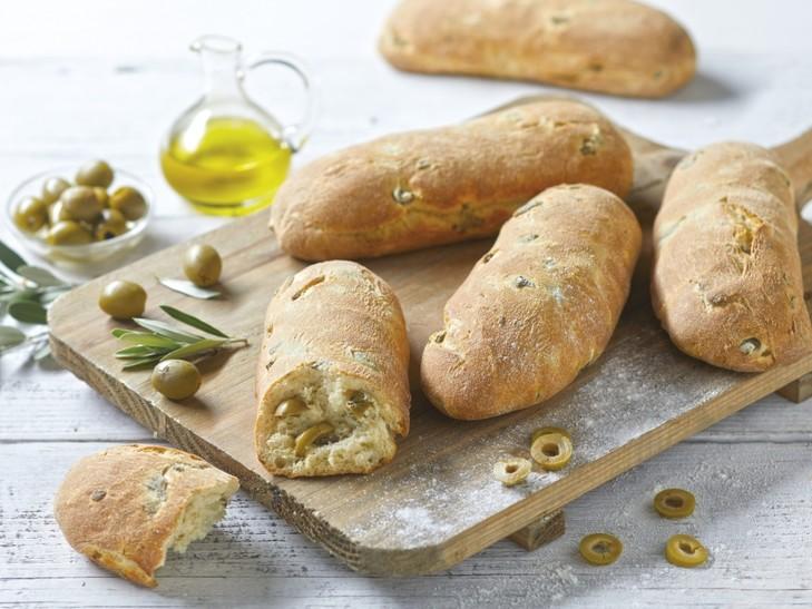 Ciabattine alle olive