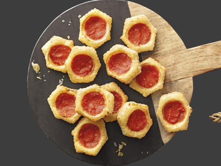 Pizzette sfoglia