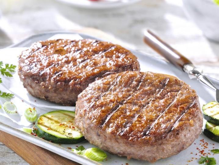 Hamburger di razza Chianina