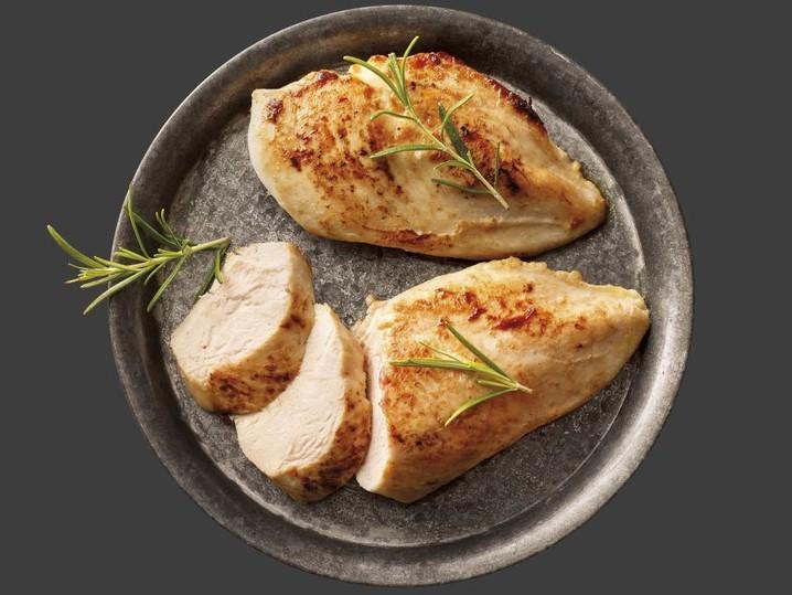 Filetti di petti di pollo