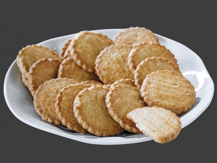 Biscotti al burro alla francese